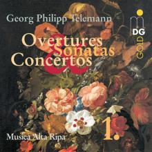 Telemann: Concertos & Chamber Music Vol.