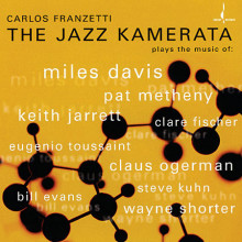 C.FRANZETTI: The Jazz Kamerata plays the Music of...
