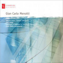 MENOTTI G.C.: Musica da camera