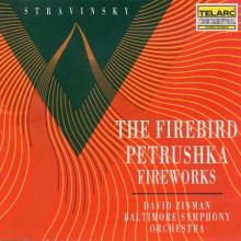 STRAVINSKY:L'Uccello di Fuoco - Petrushka