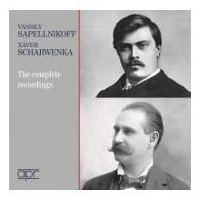SAPELLNIKOFF - SCHARWENKA:Complete Record.