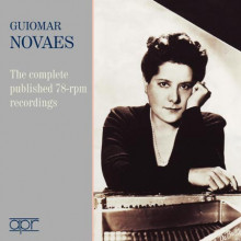 NOVAES: The Complete 78RPM Recordings