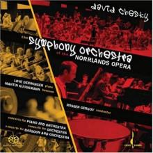 DAVID CHESKY: Urban Concertos