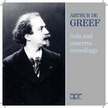 DE GREEF: Solo and Concertos recordings