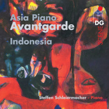 AA.VV.: Asia Piano Avantgarde Indonesia