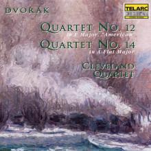 DVORAK: Quartetti N.12 'Americano' - & 14