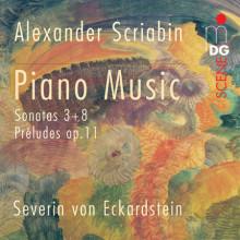 SCRIABIN: Piano Sonatas NN. 3 & 8