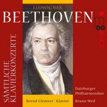 BEETHOVEN:Integrale dei concerti x piano
