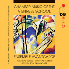 AA.VV.: Chamber Music of the Viennese Sc