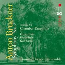 BRUCKNER: Sinfonia N. 7 arr. for Chamber