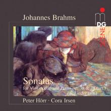 BRAHMS: Sonate per violoncello