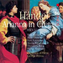 HANDEL: Arianna in Creta HWV 32