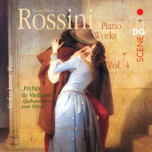 ROSSINI: Opere per piano Vol.4