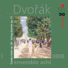 DVORAK: Chamber Music Vol.2