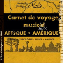 Cd catalogo Arion Etnica (Africa - USA)