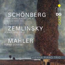 Zemlinsky - Mahler - Schoenberg: Trii