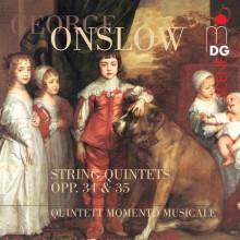 ONSLOW: String Quintets op. 34 & 35