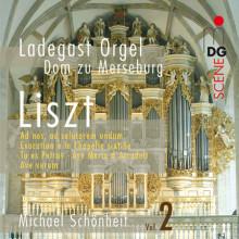 LISZT: Opere per organo Vol. 2
