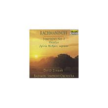 RACHMANINOV: Sinfonia N.2 - Vocalis Op.34