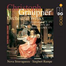 Graupner: Opere Orchestrali Vol.2