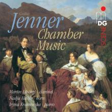 JENNER GUSTAV: Trio -  Sonata op. 5