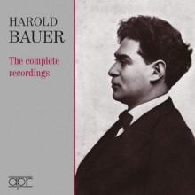 HAROLD BAUER: Integrale delle incisioni