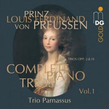 PRINZ L.F.: Complete Piano Trios Vol. 1