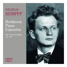 KEMPFF W.: Beethoven Piano Concertos