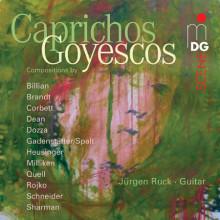 AA.VV.: Caprichos Goyescos