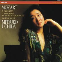 MOZART: Piano Sonata NN.8 & 12