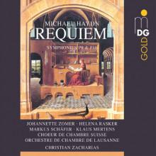 HAYDN M: Requiem - Symphonies