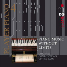 Player Piano Vol. 4 - Piano Music without