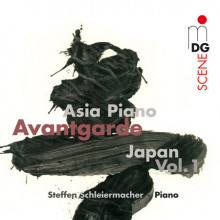 AA.VV.: Asia Piano Avantgarde Japan Vol.1