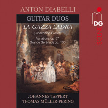 DIABELLI: Guitar Duos