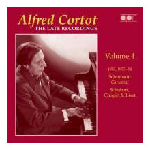 CORTOT: The Late Recordings Vol.4
