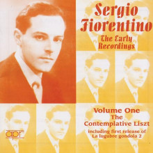 Fiorentino esegue Liszt Vol.1