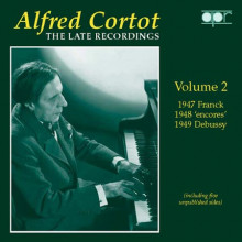 Cortot: The Late Recordings Vol.2