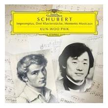 SCHUBERT: Impromptus e altre opere