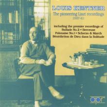 LISZT: Kentner esegue Liszt (1937 - 1941)