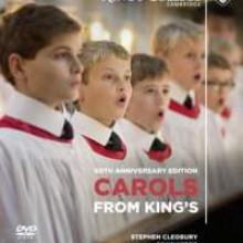 CAROLS FROM KING'S - 60th Anniversary DVD