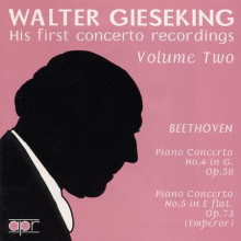 BEETHOVEN: CONCERTO PER PIANO N.4 - 5
