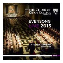 AA.VV.: Evensong - Live 2015
