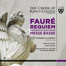 FAURE':Requiem - Messe Basse - Cantique de..