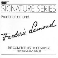 Registrazioni Complete Di Liszt