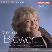 Christine Brewer: Grandi arie d'opera -