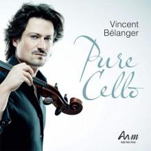 VINCENT BELANGER:  Pure Cello