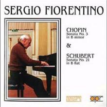 CHOPIN/SCHUBERT: SONATE PER PIANO