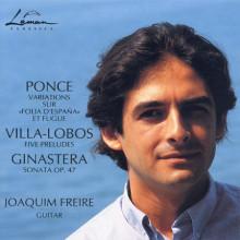 Ponce - Villa - Lobos: Musica Per Chitarra