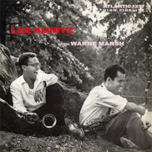 LEE KONITZ with WARNE MARSH