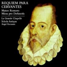 AA.VV.: Requiem para Cervantes